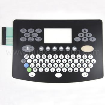 37726 Domino A Series English Membrane Keyboard